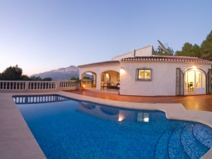 Villa for sale in Jávea